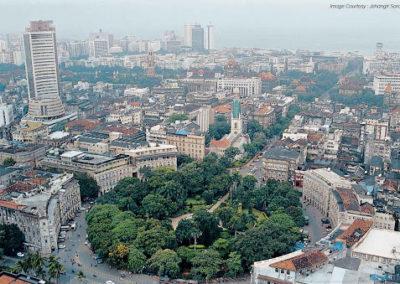 Horniman Circle, Bombay (Now)