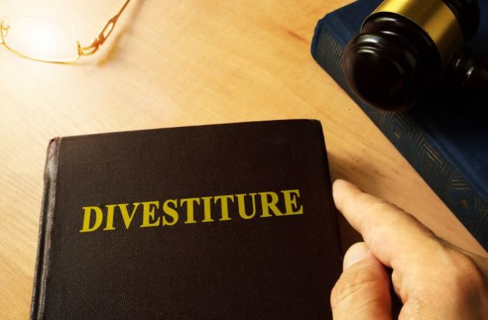 What is Divestiture? – Saurabh Investments