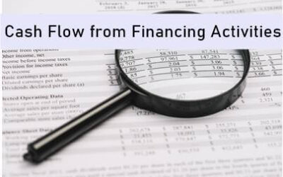 Financing Activities of a Business – Saurabh Investments